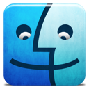 Dock-Finder-Alt icon