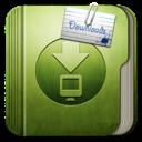 Folder-Download-Folder icon