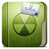 Folder-Burnable-Folder icon