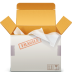 Delivery-box icon