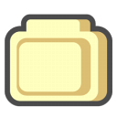 Closed-folder icon