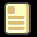 Default-document icon