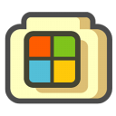 Program-group icon