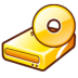 Cd-rom-driver icon