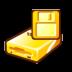 Floppy-driver icon