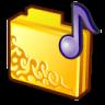 Folder-musics icon