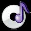 Music-disc icon