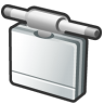 Folder-shared-disconnect icon