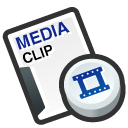 Media-cilp icon
