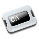 Ms-dos-application icon