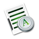 Text-document icon