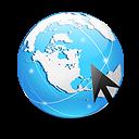 Globe-Internet-Explorer icon