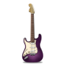 Guitar-stratocaster-pink icon