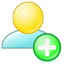 Add-group icon
