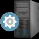 Server-setting icon