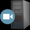 Server-video icon