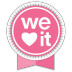 Weheartit icon
