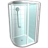 Shower-stall icon