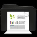 Folders-Documentos-Excel icon