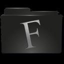 Folders-Fuentes icon