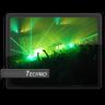 Techno icon