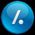 Slash-Dot icon