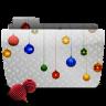 Folder-Xmas-pandentif icon