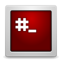 Apps-gksu-root-terminal icon