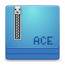 Mimes-application-x-ace icon