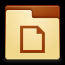 Places-folder-documents icon
