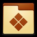 Places-folder-wine icon