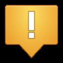 Status-dialog-warning icon