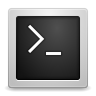 Apps-utilities-terminal icon