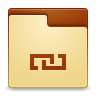 Devices-gnome-dev-symlink icon