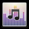 Mimes-audio-x-generic icon