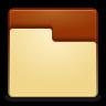 Places-folder-empty icon