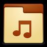 Places-folder-music icon