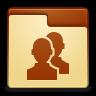 Places-folder-publicshare icon