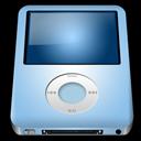 IPod-Nano-Baby-Blue-alt icon