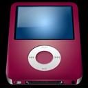 IPod-Nano-Red-alt icon