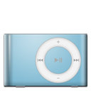 IPod-Shuffle-Baby-Blue icon