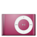 IPod-Shuffle-Red icon