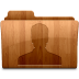 Glossy-User icon