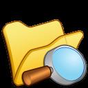 Folder-yellow-explorer icon