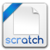 Scratch icon