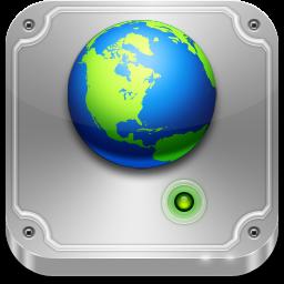 ネットワークドライブのオンラインアイコン Ico Png Icns 無料のアイコンをダウンロード