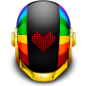 Guyman-Helmet-Love icon
