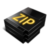 Zip-file icon
