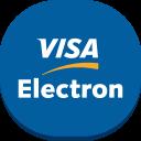 Visa-electron icon