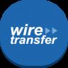 Wire-transfer icon